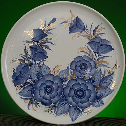 Wall decor plate 360mm V1312