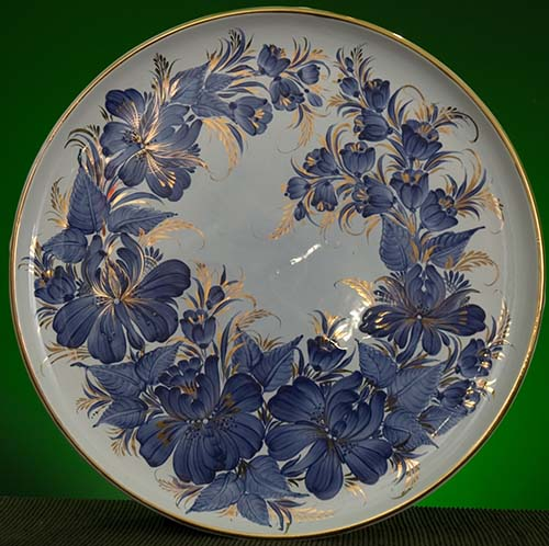 Wall decor plate 360mm V1314