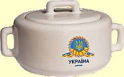 Sugar bowl 'Forte' Ukraine