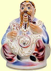 Money box 'Cossack'
