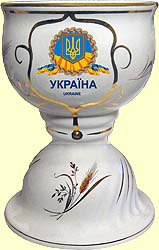 Prince goblet N8 'Ukraine' with music