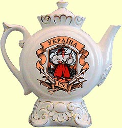 Teapot Kumanyok N2 'Cossacks' with music